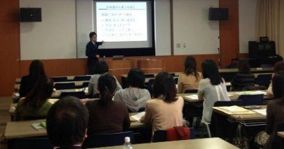 学研教室さんにて英語の先生向けの研修をやらせていただきました