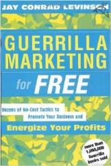 Guerrilla Marketing for Free(中級以上)
