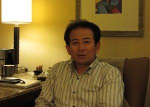 野田クレーンさんのインタビュー@マイアミ