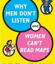 Why Men Don't Listen And Women Can't Read Maps(中級以上)