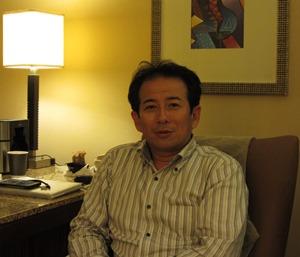 野田クレーン:野田重秀さん