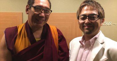 チベット仏教の高僧ザ・チョジェ・リンポチェ師の特別インタビュー3(英語&日本語訳を全文掲載)