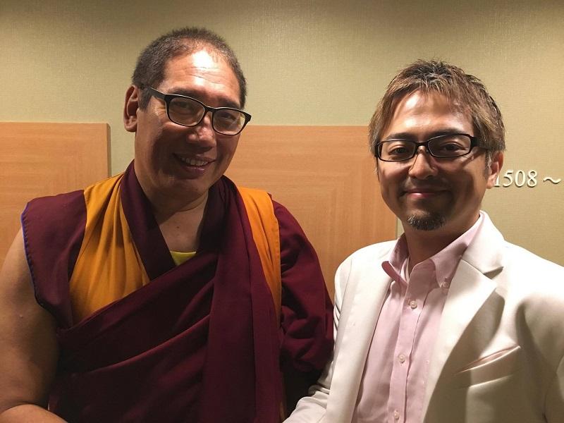 なぜチベット仏教?なぜクラファン? 西澤ロイが考えていること