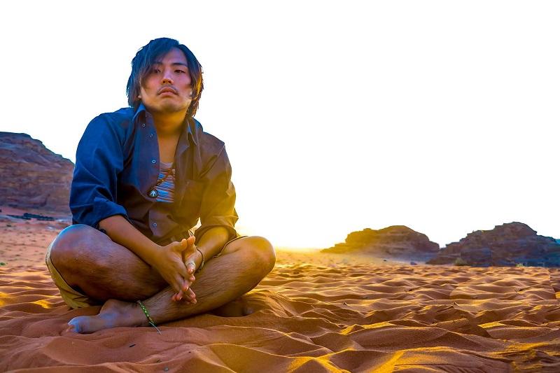6月のゲストは、世界一周をしてきた斎藤悠輔さん