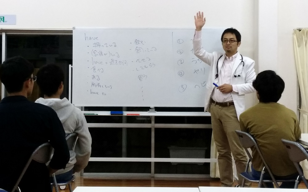 中高生向けに英語感覚の掴み方を伝授してきました(@鹿児島)