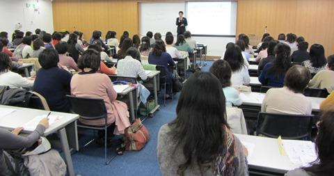 学研教室の先生向けに英語感覚研修
