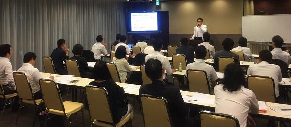 PICC東京支部にて英会話講座をやらせていただきました