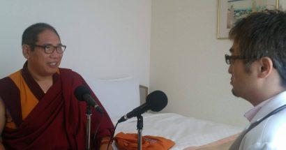 【速報】ザ・チョジェ・リンポチェ師の英語インタビューを公開