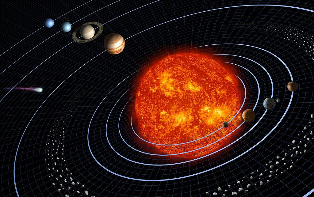 スティーブン・ホーキング博士の訃報と、私の宇宙観