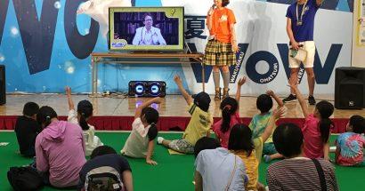 西澤ロイ監修の親子向け英語イベント「うごなるイングリッシュ」がアリオでスタート