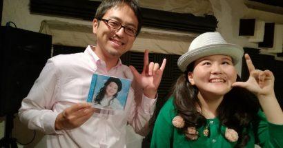 佐藤ひらりちゃん(高校生シンガー)の単独初ライブに参加(動画あり)
