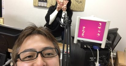 ラジオ「スナックさなえ」に本日生出演します!