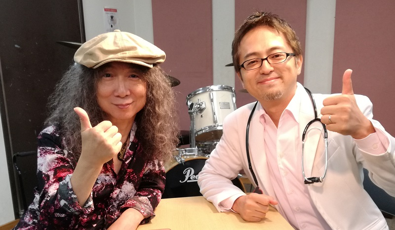 BOW WOW山本恭司さん(ギタリスト)のインタビューが明日放送されます