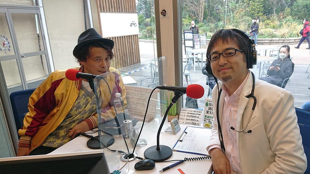 清水宏さん(スタンダップコメディアン)の英語での挑戦
